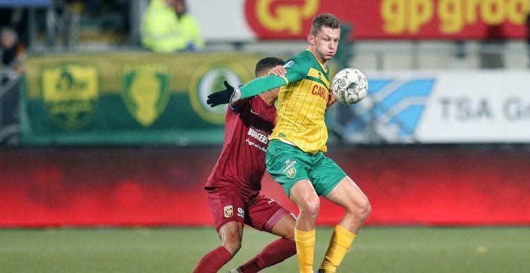 'Necid kan naar derde Eredivisie-club na onderhandelingen op Schiphol'