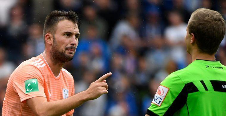 UPDATE: 'Anderlecht zoekt oplossing voor ongewenste verdediger'