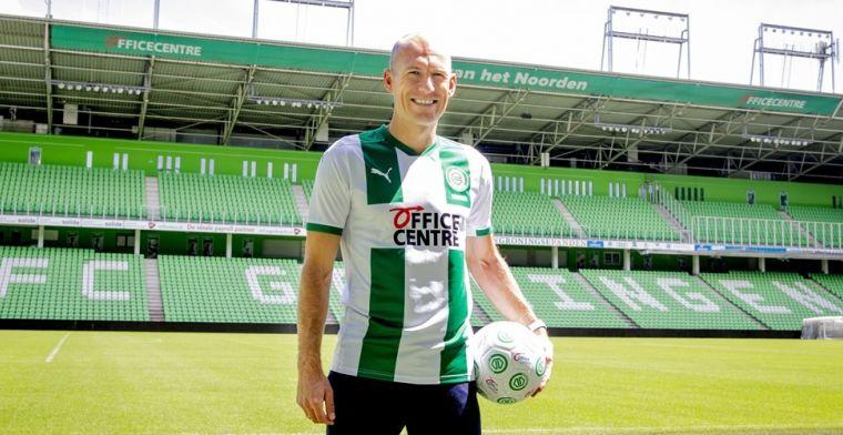Robben-effect: FC Groningen geeft CL-clubs het nakijken met explosieve groei