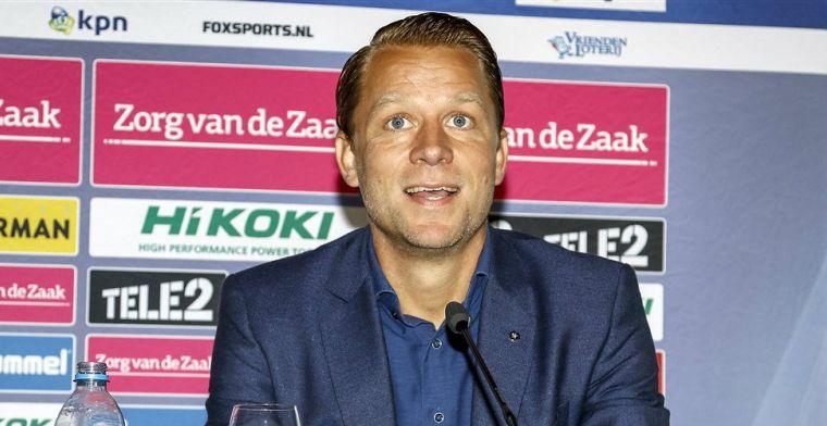 Flirt van Sneijder beantwoord: Altijd interessant voor FC Utrecht
