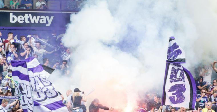 Na felle kritiek: 'Fanshop van Anderlecht doet uitstekende zaken'