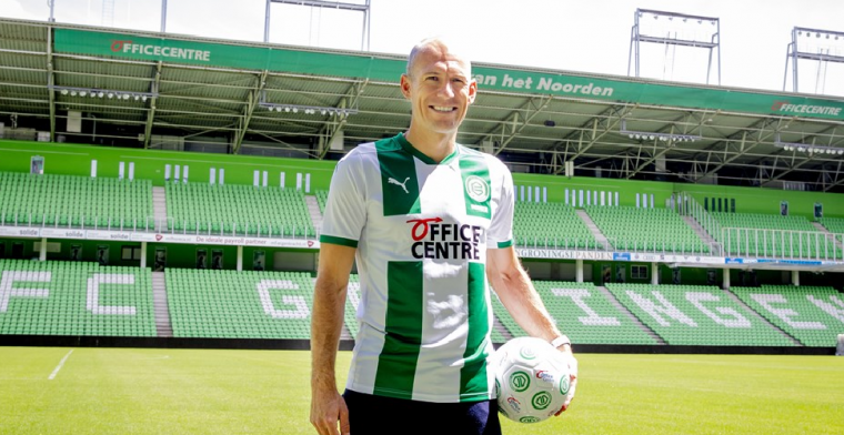 'Als Robben in de achterzak van een RKC-back zit, heeft hij er snel genoeg van'