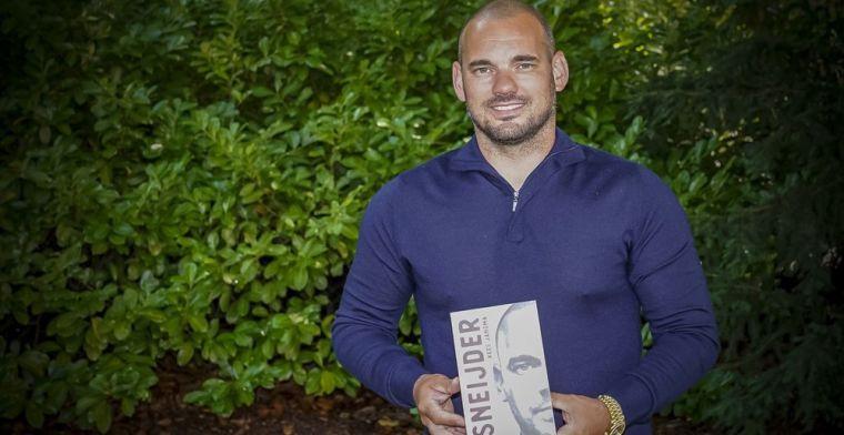Na Robben sluit ook Sneijder comeback niet uit: 'Goed over nadenken'