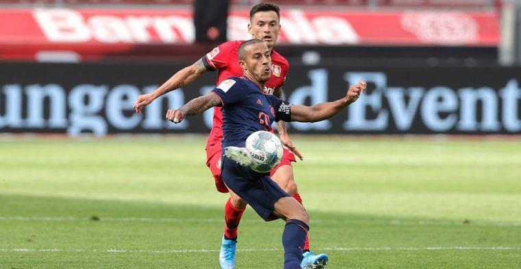 'Liverpool wil sterkhouder Thiago wegplukken bij Bayern München'