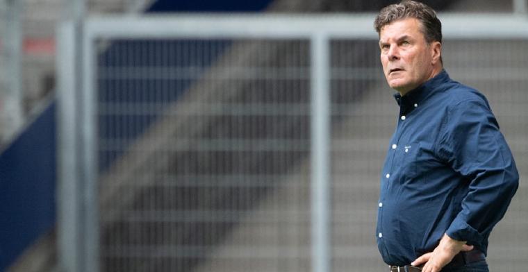 Update: HSV bevestigt na vertrek Letschert ook afscheid van trainer Hecking