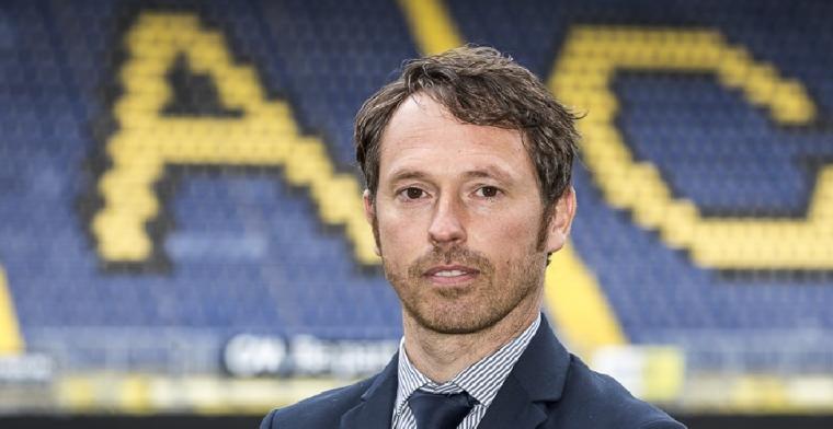 OFFICIEEL: Van Den Abbeele moet koffers pakken bij NAC Breda