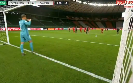 Havertz geeft masterclass penalty's nemen: perfect in de kruising, Neuer kansloos