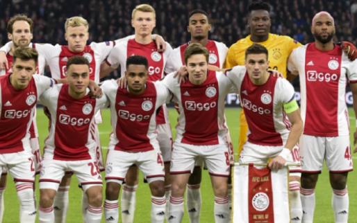 'Er wordt van Ajax gezegd: super rijke club, maar het staat niet op de bank'
