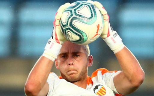 Afbeelding: Cillessen moet tweemaal vissen: Valencia kan Europees voetbal wel vergeten