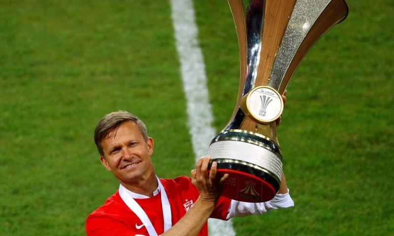 Afbeelding: 'Ajax als voorbeeld van team uit klein land dat elk jaar Champions League speelt'