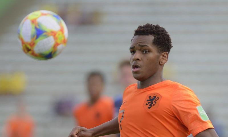 Afbeelding: Nederlands talent Braaf (17) ontvangt fraaie eretitel bij Manchester City