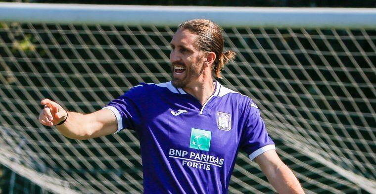 Frutos vergelijkt Anderlecht van 2017 met nu: Het was toen mijn thuis niet meer
