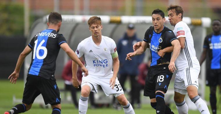 Vanaken en De Ketelaere loodsen Club Brugge voorbij Oud-Heverlee Leuven