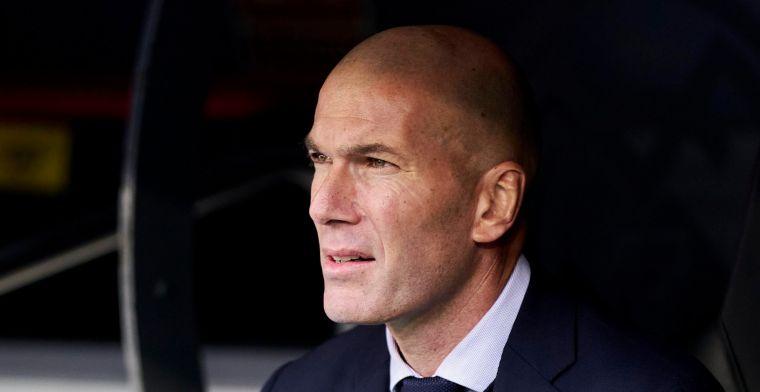 Zidane neemt sukkelende Hazard in bescherming: We nemen geen risico's