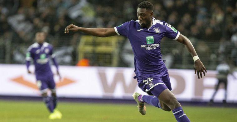 Nieuwsblad: Luckassen 'opvallende toeschouwer' bij seizoensouverture Anderlecht
