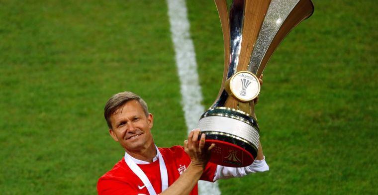 'Ajax als voorbeeld van team uit klein land dat elk jaar Champions League speelt'