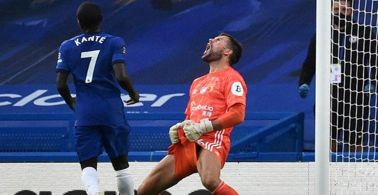 Chelsea verdringt Manchester United weer na tweede opdracht in Londens drieluik