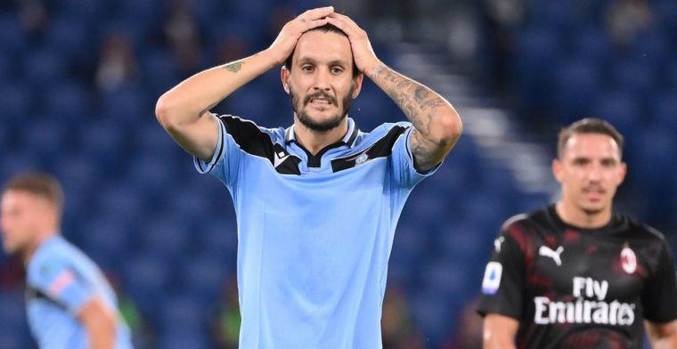 Lazio stort in tegen Milan: Juve kan negende titelfeest op rij organiseren