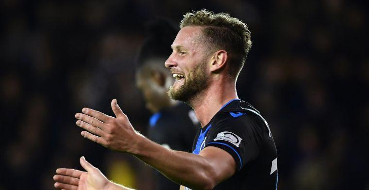 Geen oefenwedstrijd bij Club Brugge, wel mooiste dag van zijn leven voor Rits