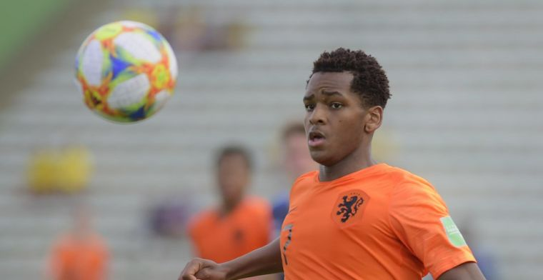 Nederlands talent Braaf (17) ontvangt fraaie eretitel bij Manchester City