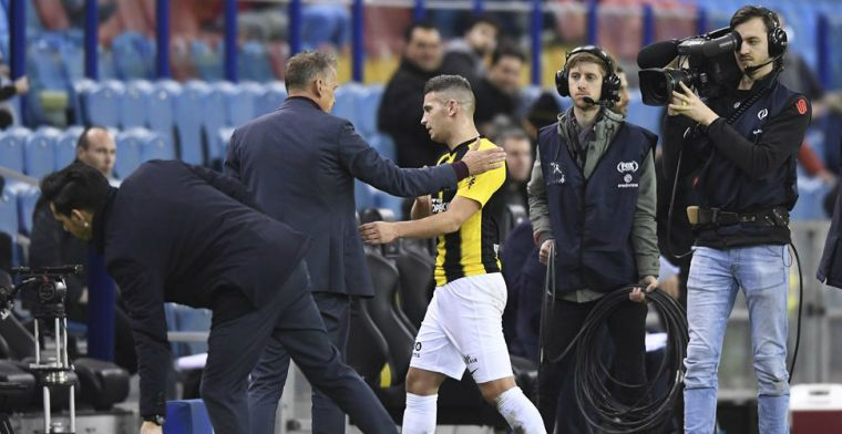 Feyenoord en Linssen vinden elkaar toch: 'Feyenoord nog steeds tevreden, hij ook'