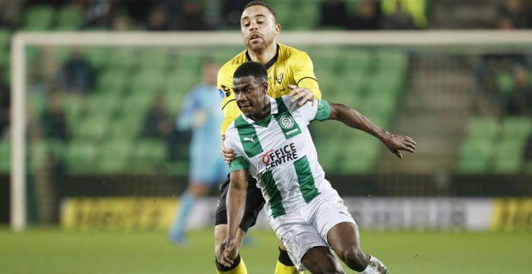 Eurosport: FC Metz waagt poging en legt bod van 4 miljoen neer bij FC Groningen