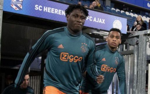 'Ik ben veel beter geworden, het moment is daar om mij te laten zien bij Ajax'