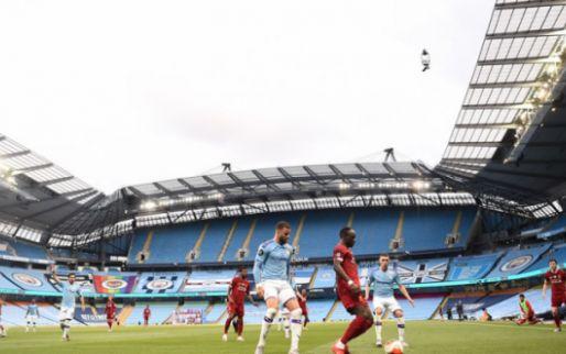 Ajax legt het af tegen Manchester City: 'Niet zo dat ik niet naar Ajax wilde'