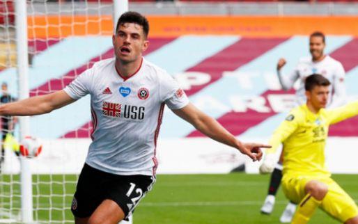 Afbeelding: Sheffield geeft Spurs-zege geen vervolg met gelijkspel Burnley