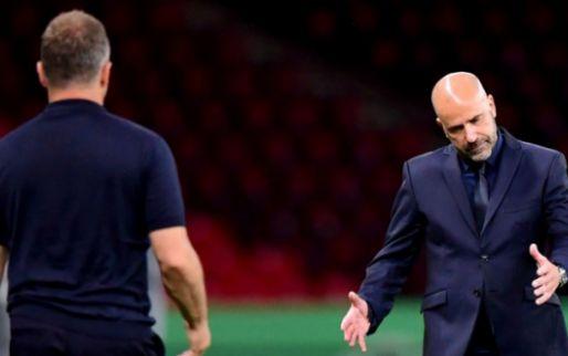 Afbeelding: Bosz ziet Leverkusen-keeper schuld bekennen: 'Mijn fout verpestte alles'