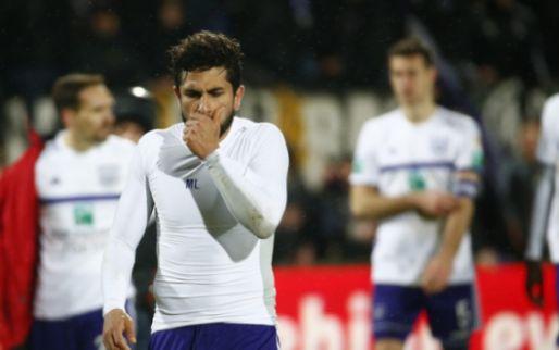 Poolse club wil Anderlecht-huurling Saief inlijven: