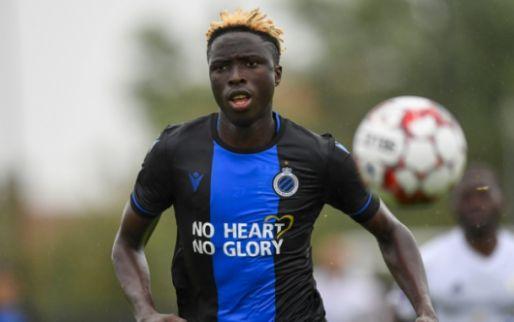 Spitsenprobleem bij Club Brugge opgelost door jonkie? Badji overtuigt tegen OHL