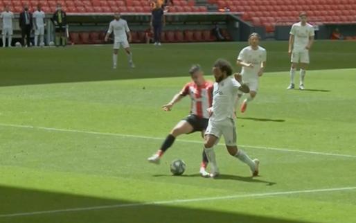 VAR schiet Real Madrid wéér te hulp: Ramos benut wéér strafschop