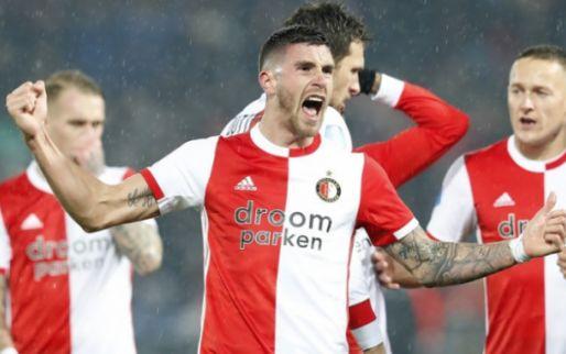 'Brands oriënteert zich met Everton in Eredivisie en komt uit bij Feyenoord'