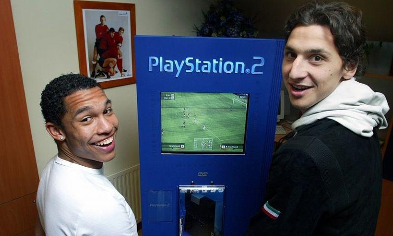 Afbeelding: De Jong ziet 'goede trainer' in Ibrahimovic: 'Wat hij liet zien, was niet normaal'