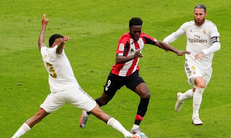 Afbeelding: Real Madrid dankt wéér VAR en Ramos en zet grote stap richting Spaanse titel