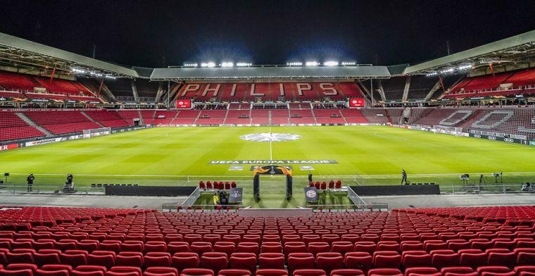 'PSV strikt na Willem II ook Vitesse: mogelijk ruim 10.000 aanwezigen'