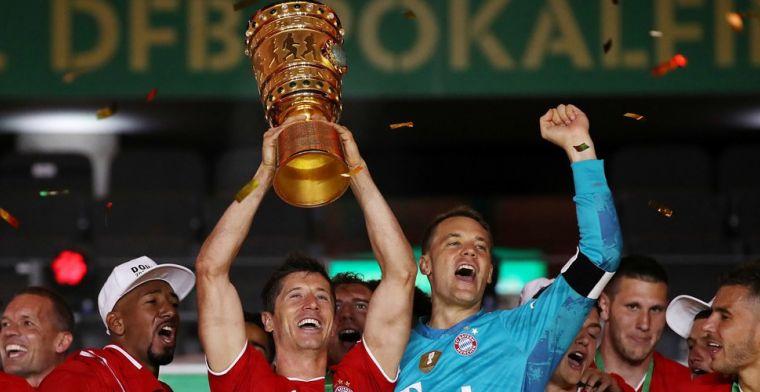Pleidooi voor Lewandowski als Ballon d'Or-winnaar: 'Dat is iets heel bijzonders'