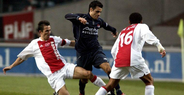 Nigel de Jong staat plek in eigen Dream Team af: 'Meest ondergewaardeerde speler'