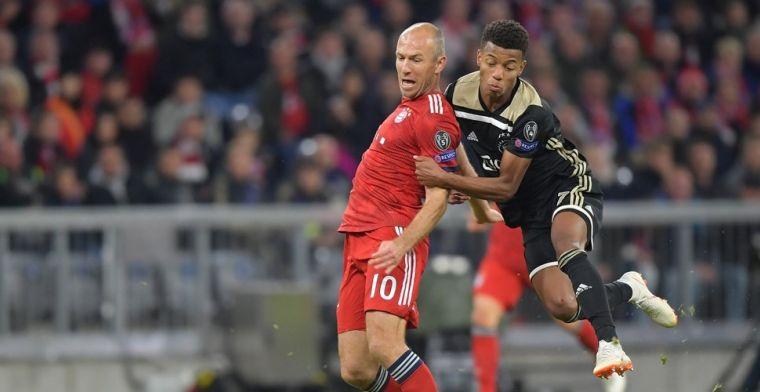Robben-shirt is dierbaarste bezit Neres: 'Erg speciaal, ik hou van hem'
