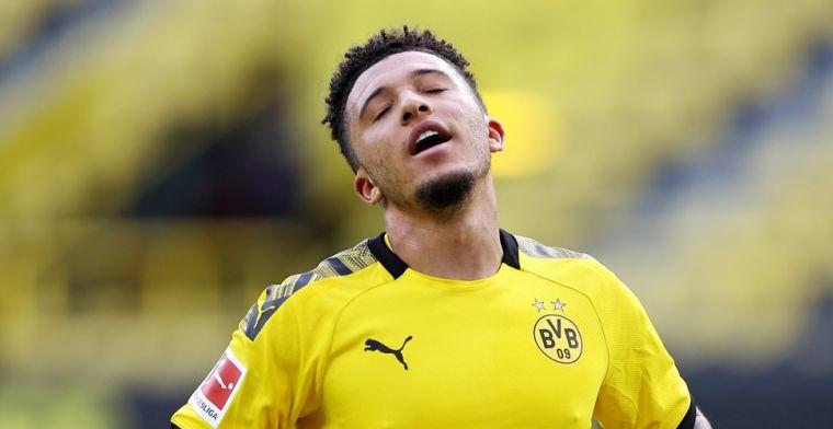 'Doorbraak in transfersoap Sancho: Dortmund bepaalt vraagprijs én deadline'