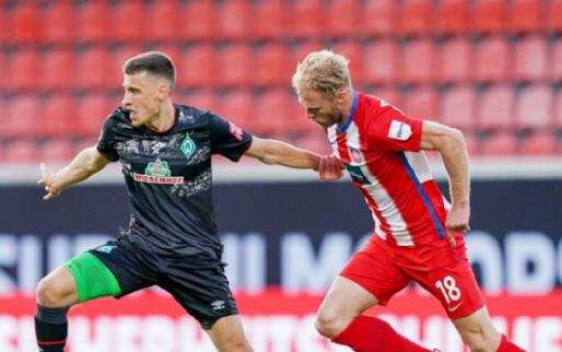 Afbeelding: Werder Bremen en Klaassen overleven slotfase en blijven in Bundesliga