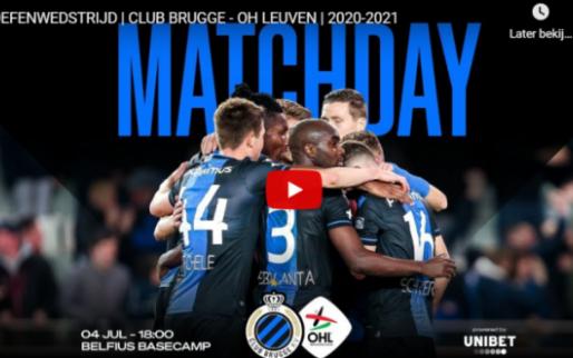 Verschil in aanpak, Anderlecht en Club Brugge doen het anders in voorbereiding
