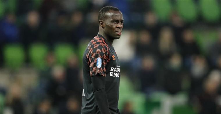 Transfergeruchten rond PSV'er Bruma: 'Es solo un rumor'