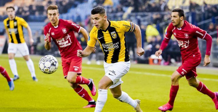 Linssen komt oude VVV-bekende tegen bij Feyenoord: 'Grappig dat het samenkomt'