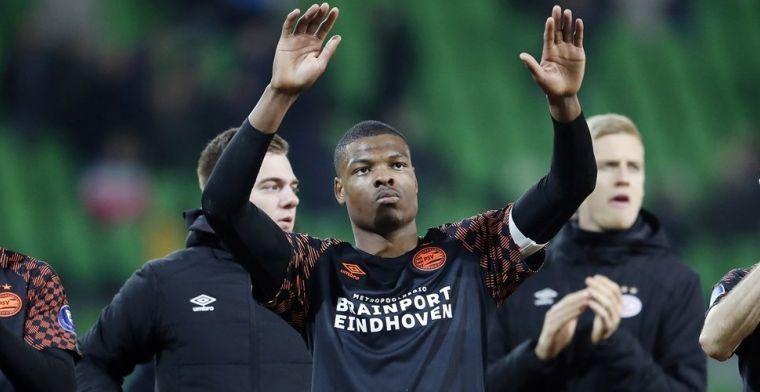 'Heerenveen hoopt na geld voor Ziyech en Botman ook op Dumfries-transfer'