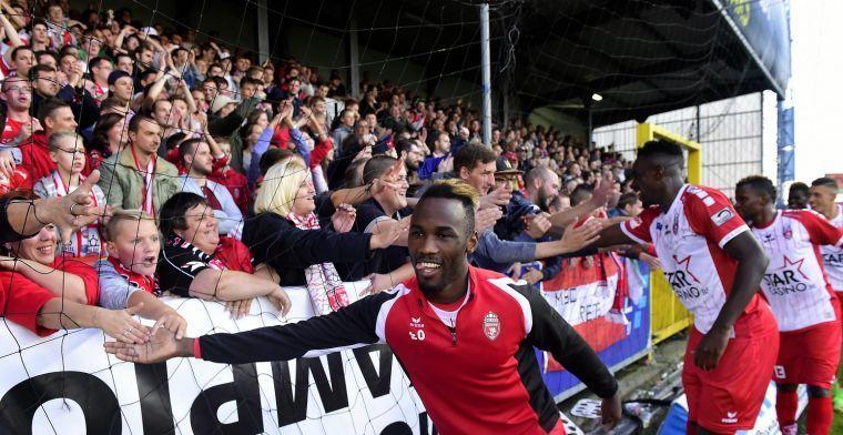 Moeskroen in handen van Lille: 'Aantal jonge voetballers stallen'