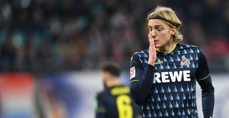 Bornauw (ex-Anderlecht) sluit seizoen af: Ik moet nog veel bijleren