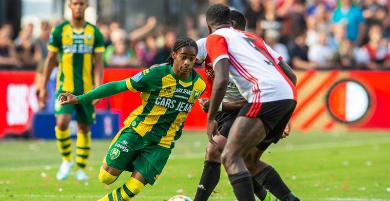 'Feyenoord wil volgend contract verlengen: gesprekken met talent'