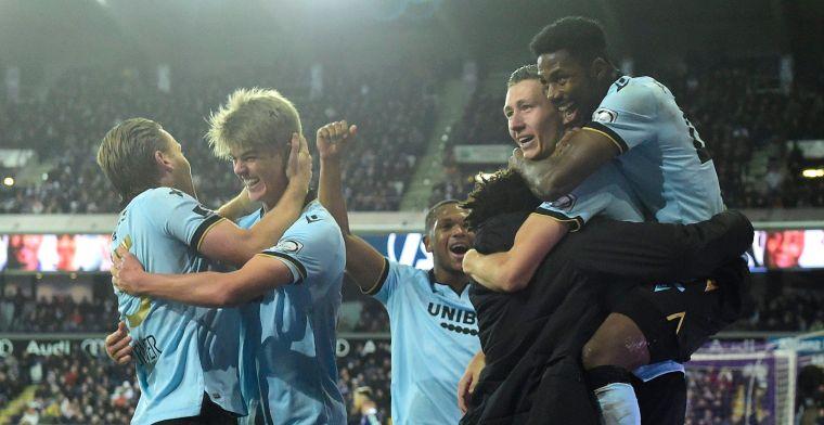 OFFICIEEL: Vijftienjarig toptalent tekent eerste profcontract bij Club Brugge